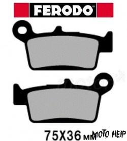 НАКЛАДКИ FERODO FDB539EF